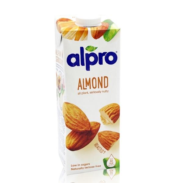 【ALPRO】原味杏仁奶(1公升) 效期2021/04