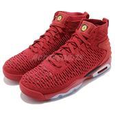 Nike Air Jordan Flyknit Elevation 23 GS 紅 白 飛線編織鞋面 女鞋 大童鞋 運動鞋 喬丹【PUMP306】 AO1538-601