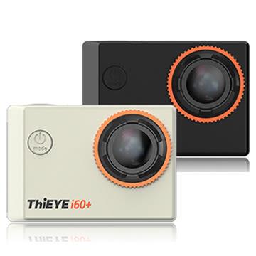 【新品上市】  THIEYE I60+ 攝錄影機(黑)