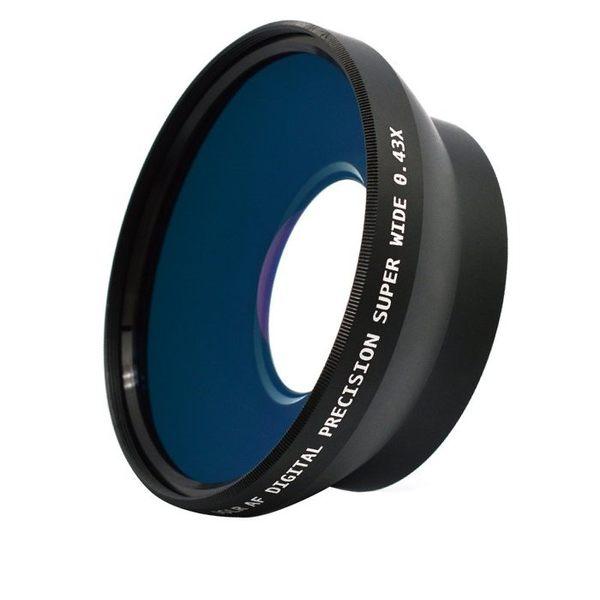 【EC數位】ROWA 0.43x 廣角鏡頭 55mm 台製 外徑82 微距 相機 超廣角 單眼相機專用廣角鏡頭