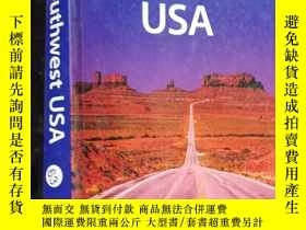 二手書博民逛書店Lonely罕見Planet southwest usa 英文原