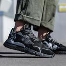 【現貨折後$2680】adidas ORIGINALS NITE JOGGER 男鞋 慢跑 休閒 反光 3M 全黑 EE5884