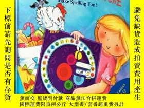 二手書博民逛書店英文原版Spelling罕見Machine學樂神奇的拼寫機器 神
