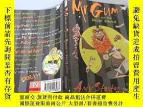二手書博民逛書店Mr罕見Gum and the Secret Hideout:古姆先生和秘密藏身處Y200392