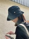 遮陽帽 日本uv薄款漁夫帽女可折疊褶皺百搭遮陽帽夏季韓版防曬帽子女遮臉寶貝計畫 上新