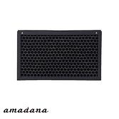 Amadana PA-301 空氣清淨機濾網 清淨機 空淨機 黑色 原廠公司貨 強效三層過濾網 HEPA 光觸媒 活性碳