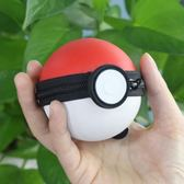 店長推薦▶電玩OIVO寶可夢精靈球Plus便攜硬包switch收納包ns水晶殼