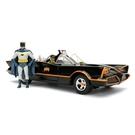 《 JADA 》蝙蝠俠1:24合金車-1966經典蝙蝠車 / JOYBUS玩具百貨