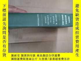二手書博民逛書店fifty罕見billion dollars my thirte