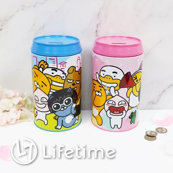 ﹝韓國Kakao Friends可樂罐型存錢筒﹞正版 儲錢罐 收納筒 可樂罐〖LifeTime一生流行館〗