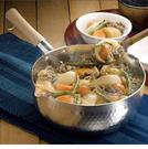 雪平鍋-日本木柄雪平鍋鋁平底鍋單柄日式湯鍋拉面奶鍋【快速出貨】