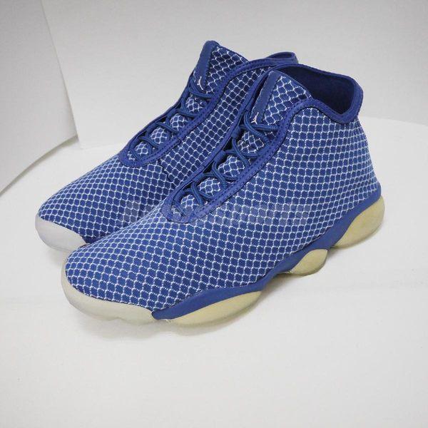 【US9-NG出清】Nike Jordan Horizon 左中底黃 藍 白 運動鞋 藍球鞋 男鞋【PUMP306】