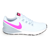 NIKE W AIR ZOOM STRUCTURE 22 女慢跑鞋(免運 路跑≡排汗專家≡