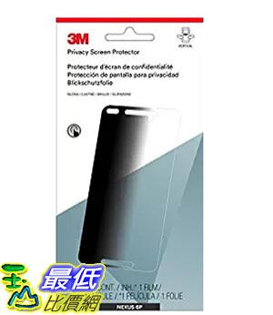 [美國直購] 3M MPPGG001 螢幕防窺片 PRIVACY FILTER FOR GOOGLE NEXUS 6P