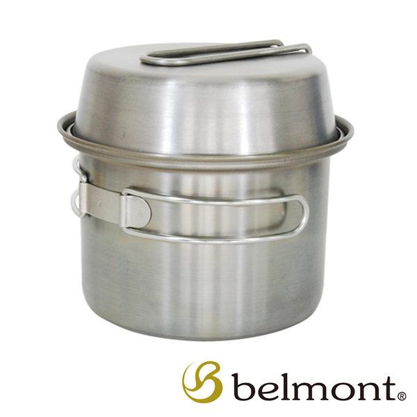 BELMONT 日本 深鈦鍋組〈一鍋一煎盤〉日本製造│原裝進口│精品│頂級鈦合金 BM-272