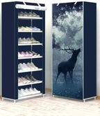 鞋架  簡易多層防塵家用門後經濟型宿舍小窄門口鞋架子鞋櫃鞋子