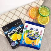 BF 海鹽檸檬糖/薄荷玫瑰鹽檸檬糖 15g【新高橋藥妝】2款可選