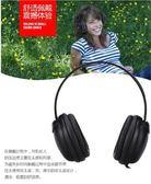 電視耳機加長線頭戴式監聽通用有線手機無麥電腦耳麥