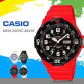 CASIO MRW-200HC-4B 復古風格 MRW-200HC-4BVDF 現貨+排單 熱賣中!