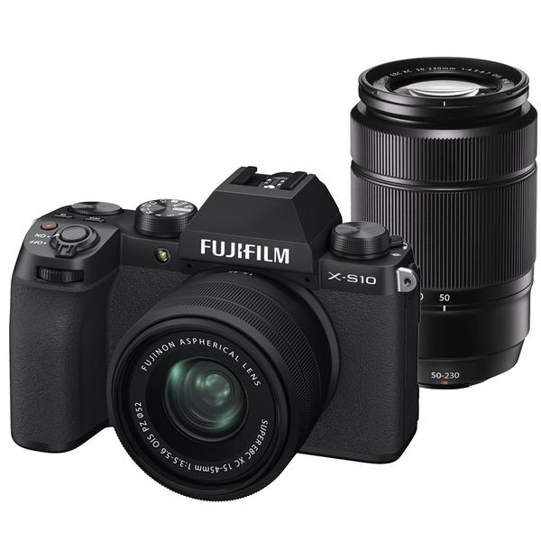FUJIFILM X-S10 XC15-45mm + XC50-230mm 雙鏡組