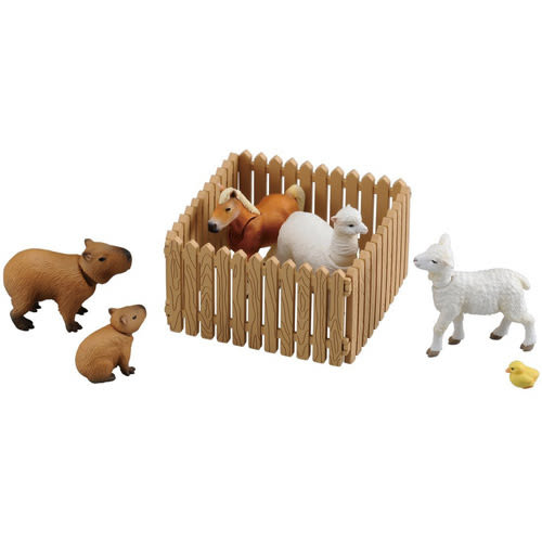 TOMICA多美動物園 AP-08 小綿羊_ AN84880