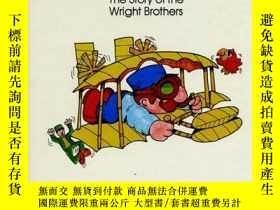二手書博民逛書店The罕見Value of Patience: The Story of the Wright Brothers-