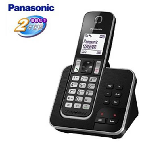 ★贈好禮 Beauty純綿運動巾SP-1507★『Panasonic』☆國際牌DECT 數位無線答錄線電話 KX-TGD320