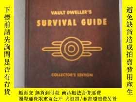 二手書博民逛書店Fallout罕見4 Vault Dweller s Survi