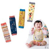 嬰兒護膝套 兒童繽紛花紋護膝防摔襪(D) B7E005 AIB小舖