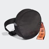 ADIDAS ROUND WAIST BAG 黑 圓形 側背包 迷你 女 (布魯克林) FL9617