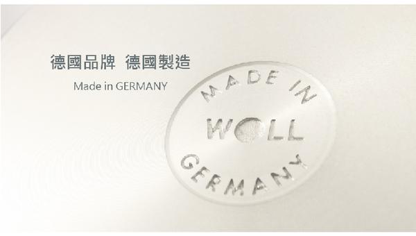 《WOLL》德國歐爾-新鑽石 34cm鑄造不沾中華鍋
