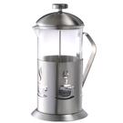 【奇奇文具】妙管家 HKP-1100 特級不鏽鋼沖茶器1.1L