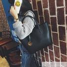2019新款女包復古簡約托特包大包包百搭時尚休閒女士手提包單肩包 韓慕精品