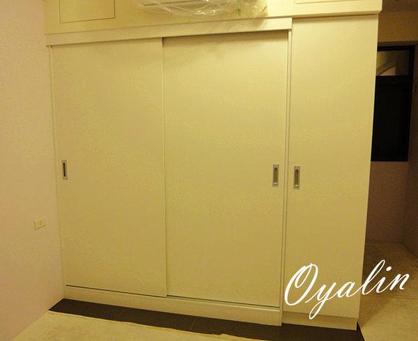 【歐雅系統家具】系統家具 系統收納櫃 臥房衣櫃