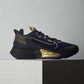 Nike Air Zoom BB NXT EP 男鞋 藍金 氣墊 避震 舒適 包覆 籃球鞋 CK5708-400