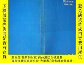二手書博民逛書店Hungarian罕見Film Directors 1948-1