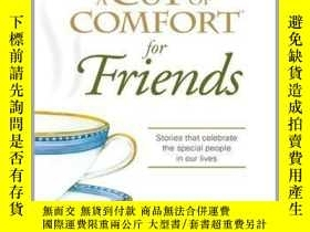 二手書博民逛書店A罕見Cup of Comfort for FriendsY410016 Colleen Sell Coll.