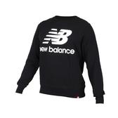 NEW BALANCE 男長袖圓領T恤(慢跑 圈毛 NB≡體院≡AMT91548
