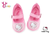 Hello kitty 室內鞋 小童 輕量 MIT寶寶休閒鞋 H7802#粉紅◆OSOME奧森鞋業