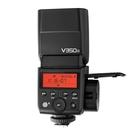 ◎相機專家◎預購 送原電 送完為止 Godox 神牛 V350N + X1 發射器 Canon TTL鋰電機頂閃 V350 公司貨