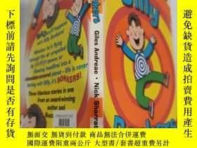 二手書博民逛書店billy罕見bonkers 比利·邦克斯.Y200392