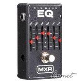 【EQ效果器】【Dunlop M109】【MXR 6B EQUALIZER】【吉他等化器】