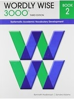 二手書博民逛書店 《Wordly Wise 3000 Book 2》 R2Y ISBN:9780838876022│KennethHodkinson