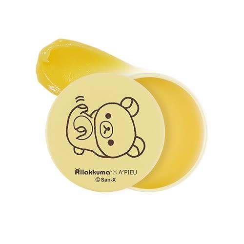 韓國 Apieu 拉拉熊多效護理霜(維他命)15g【小三美日】保濕萬用膏