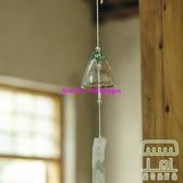 手工琉璃風鈴和風鈴鐺庭院裝飾掛件【樹可雜貨鋪】