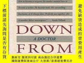 二手書博民逛書店Down罕見from Troy: A Doctor Comes