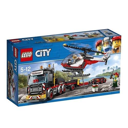 LEGO 樂高 City Heavy Cargo Transport 60183 (310 Piece)
