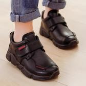 4到11歲10男童鞋9秋季8小學生7女孩6休閒皮鞋5秋冬新款棉鞋子 晴天時尚
