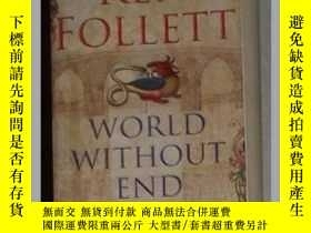 二手書博民逛書店英文原版罕見World Without End by Ken F
