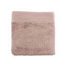 HOLA 埃及棉加大毛巾-棕黃 50x90cm
